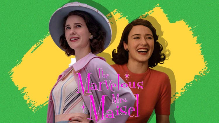 Mrs Maisel to enter in hollywood