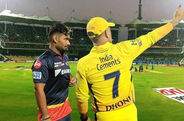 Ms-Dhoni-Vs-Rishabh-Pant-Qualifier-2-Ipl-2019-Cricket-Sports-DKODING