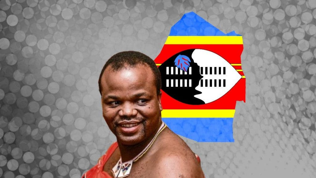 Mswati III, King of Swaziland, Richest Monarchs in the World
