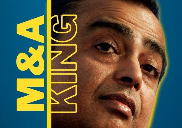 M&A King Mukesh Ambani Is Rewriting The History Of Reliance Industries