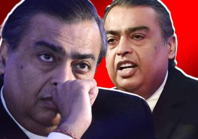 Mukesh Ambani's e-commerce entry