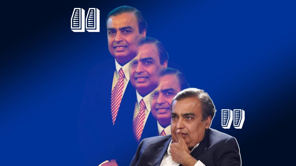 Mukesh Ambani's Succession Plan for Reliance Empire