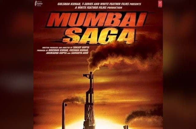Mumbai Saga-Poster out-Bollywood-Entertainment-DKODING