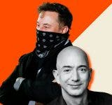 Musk vs. Bezos In Space: Earth's Greatest Business Rivalry Is Reaching A Cosmic Flash Point