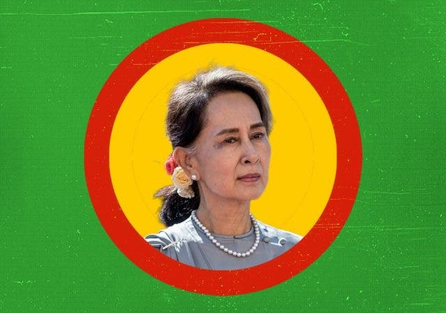 World Reaction Divided on Myanmar Coup