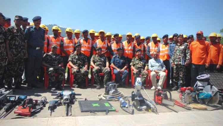 NDMA team in Bhubaneswar to review restoration work post-Cyclone Fani