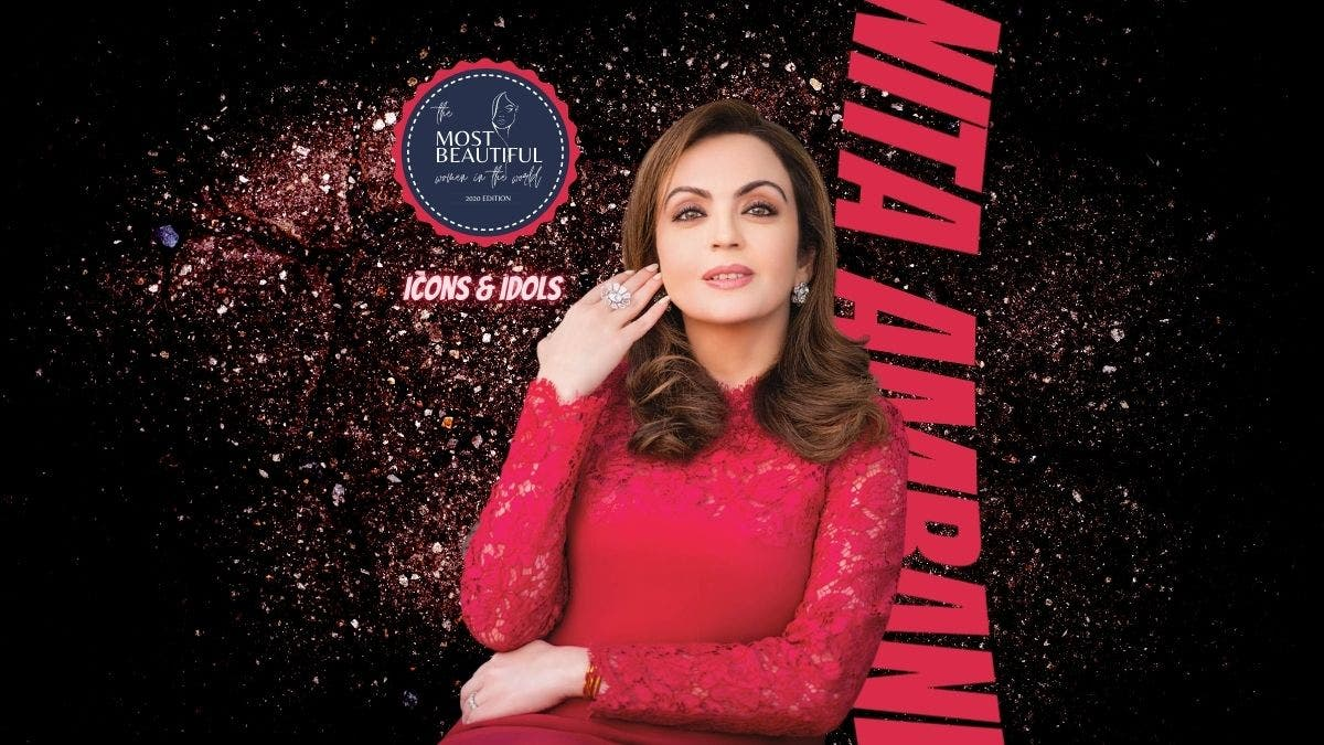 Nita Ambani wins PWI Most Beautiful Woman 2020