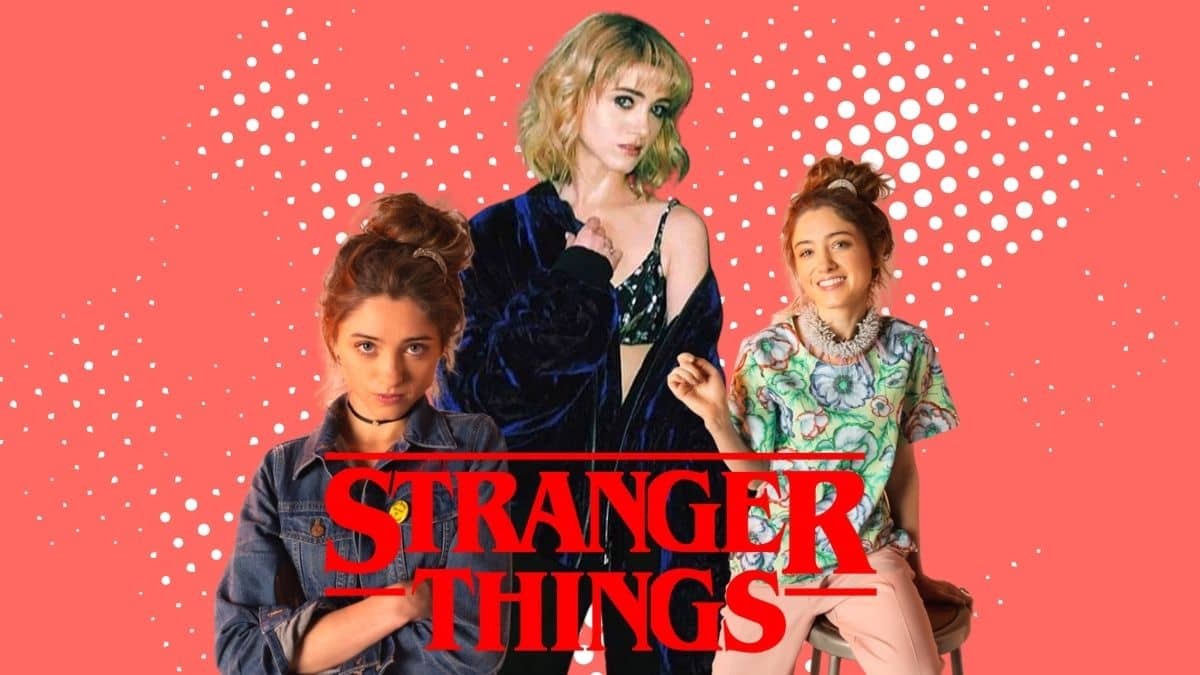 Stranger Things Natalia Dyer made big revelations about the show