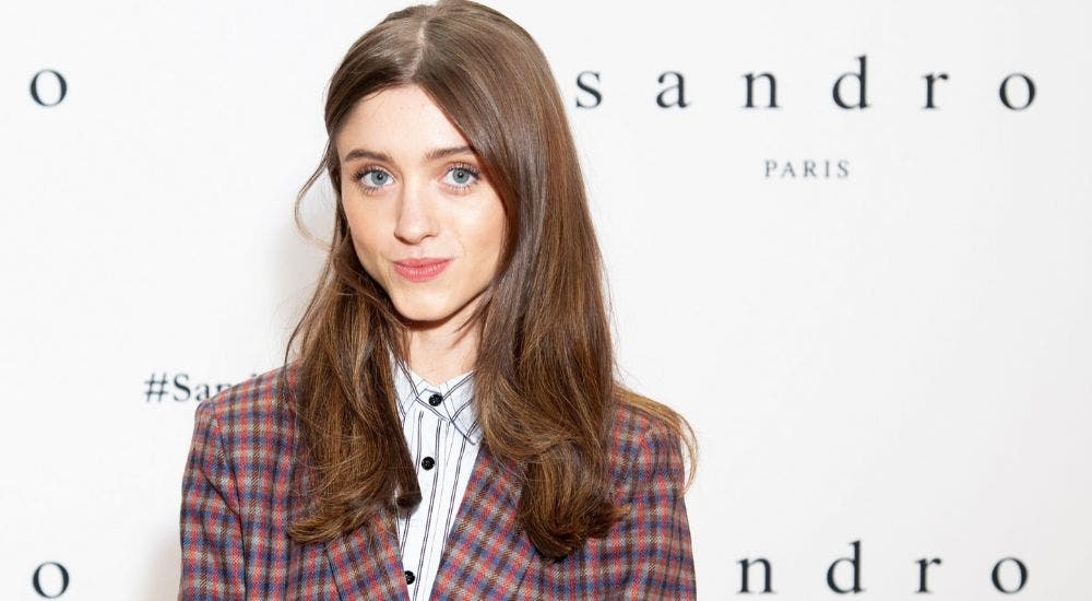 Natalia Dyer is ready for upcoming project