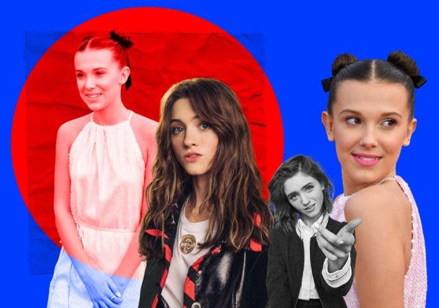 Natalia Dyer needs to take lessons from Millie Bobby Brown to up her social media game