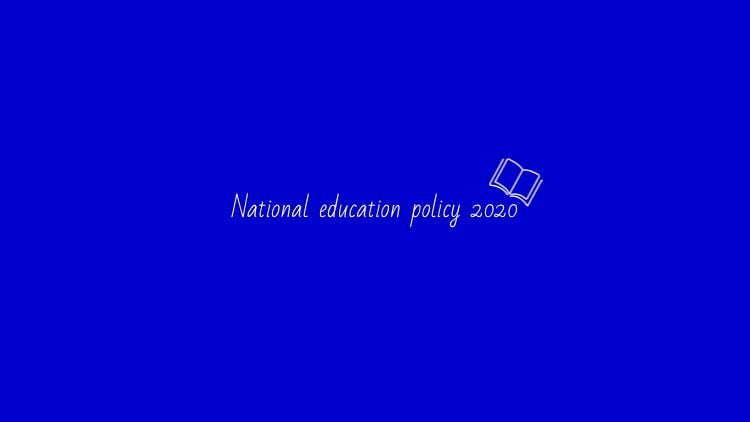 National Education Policy 2020: DKODING The 5+3+3+4 Of India's Future Workforce
