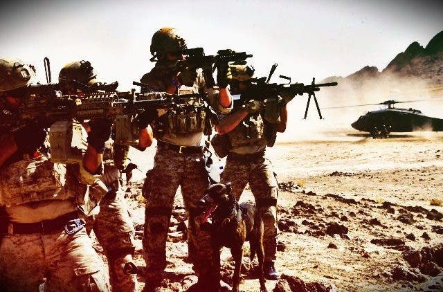 Navy SEALs stand ready for Action under extremelt stressful situations | NewsShot | DKODING