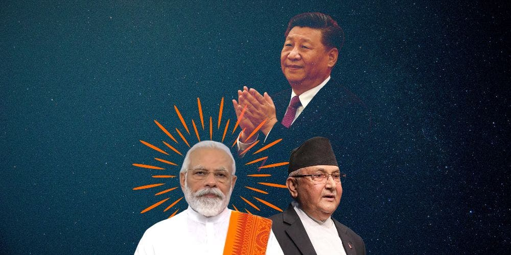 Nepal's Big Border Snub —  Consequences Of India Losing Its Special Friend To China