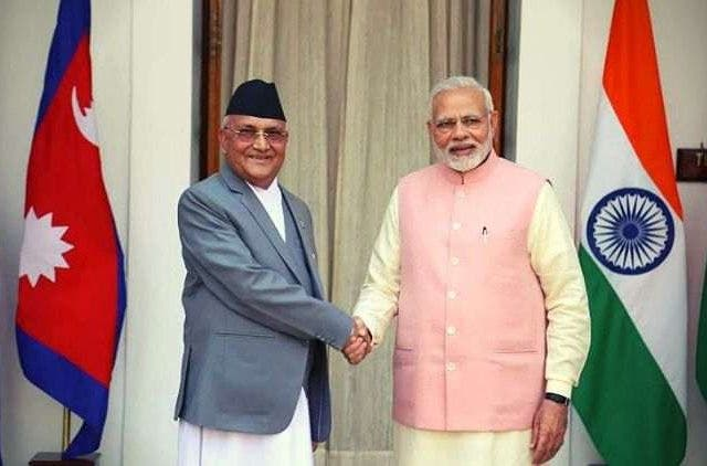 Nepal-PM-KP-Oli-To-Attend-Modis-Swearing-in-India-Politics-DKODING