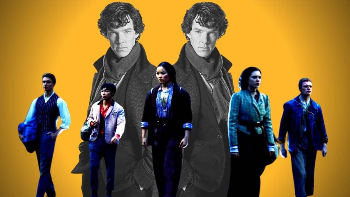 Netflix has dropped the teaser of its new Sherlock project, 'Irregulars'