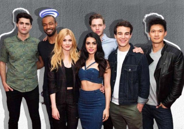 Netflix Shadowhunters