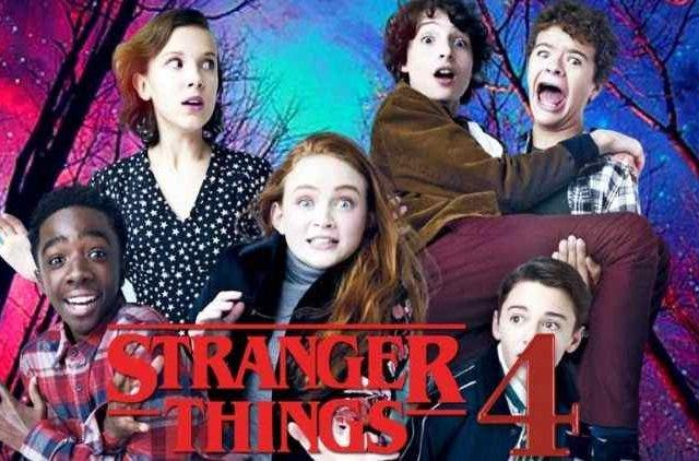 Netflix Stranger Things 4 DKODING