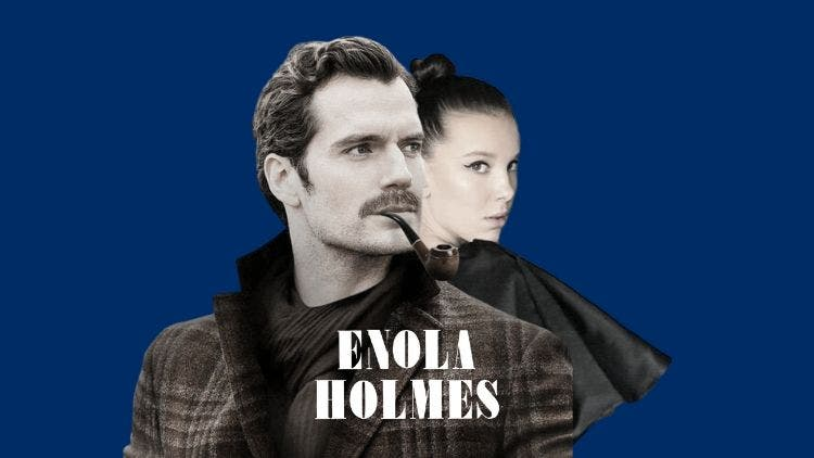 Netflix Is Being Sued Because Henry Cavill In Enola Holmes Is Too Nice A Sherlock