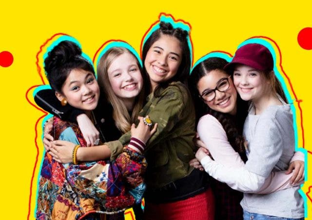 netflix The Baby-Sitters Club
