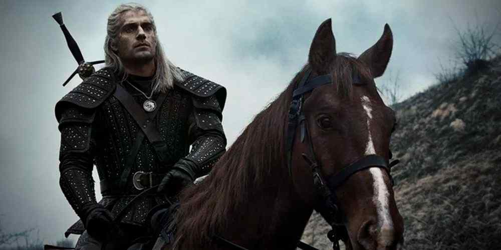 Netflix The Witcher DKODING