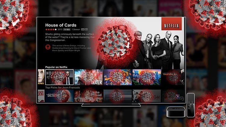 Netflix Might Run Out of Content In 'Few Months'