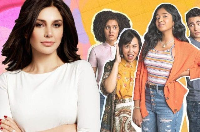 Lisa Ray criticized Netflix's show Never Have I Ever