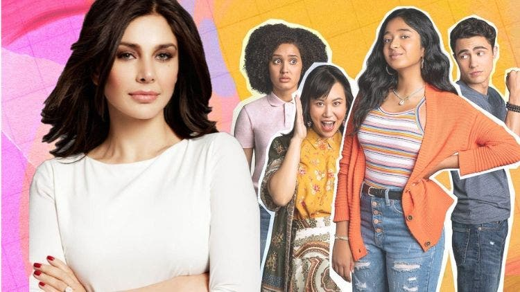Lisa Ray Gets A Taste Of Her Own Medicine After She Criticises Netflix's Never Have I Ever