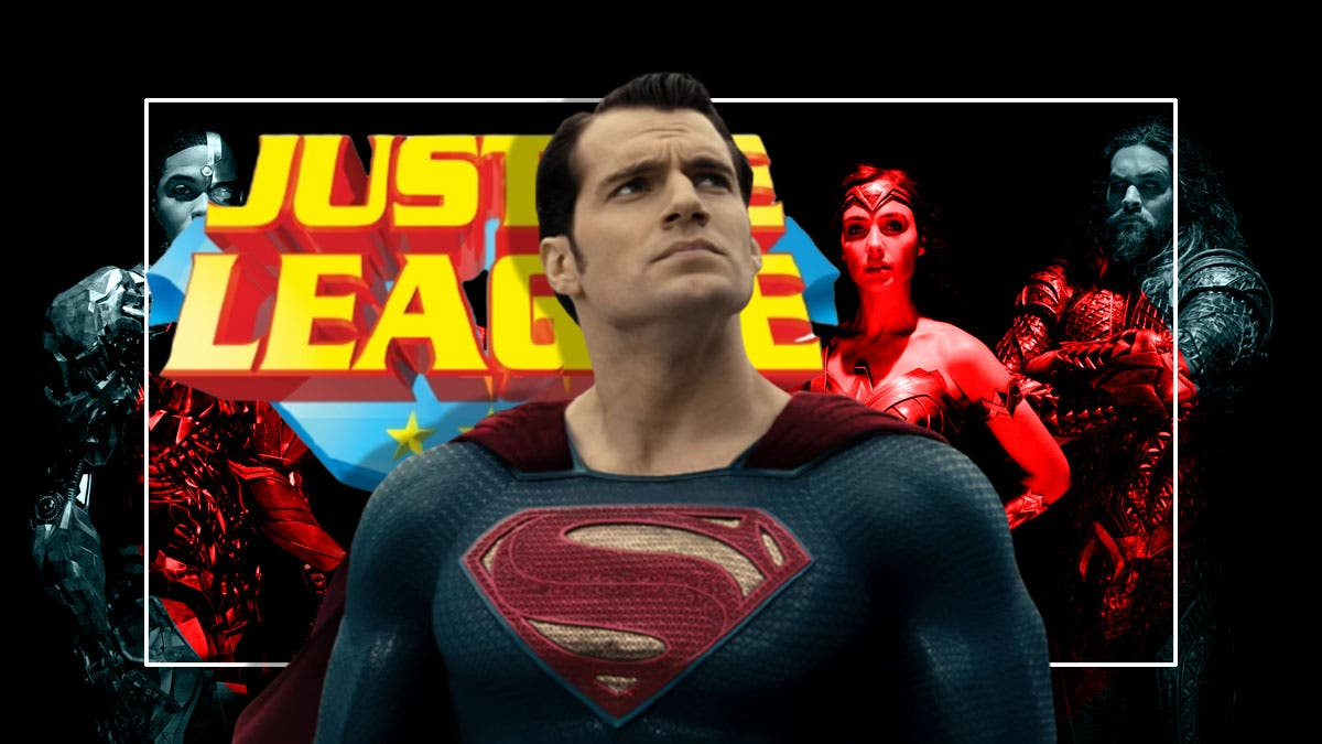 New 'Justice League' Team is without Henry Cavill's Superman