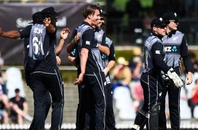 New Zealand Cricket Sports DKODING