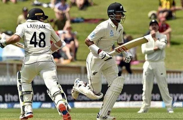 New Zealand England 2nd Test Cricket Sports DKODING