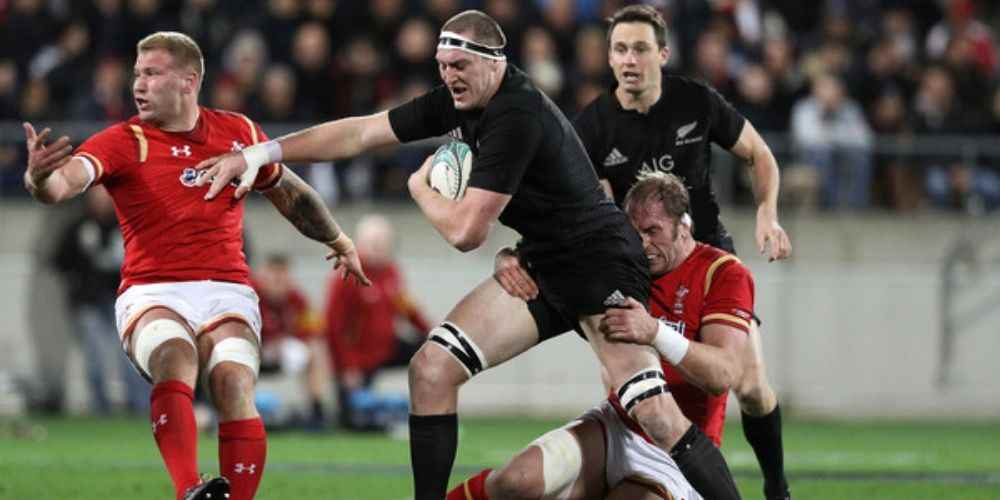 New Zealand Wales Rugby Others Sports DKODING