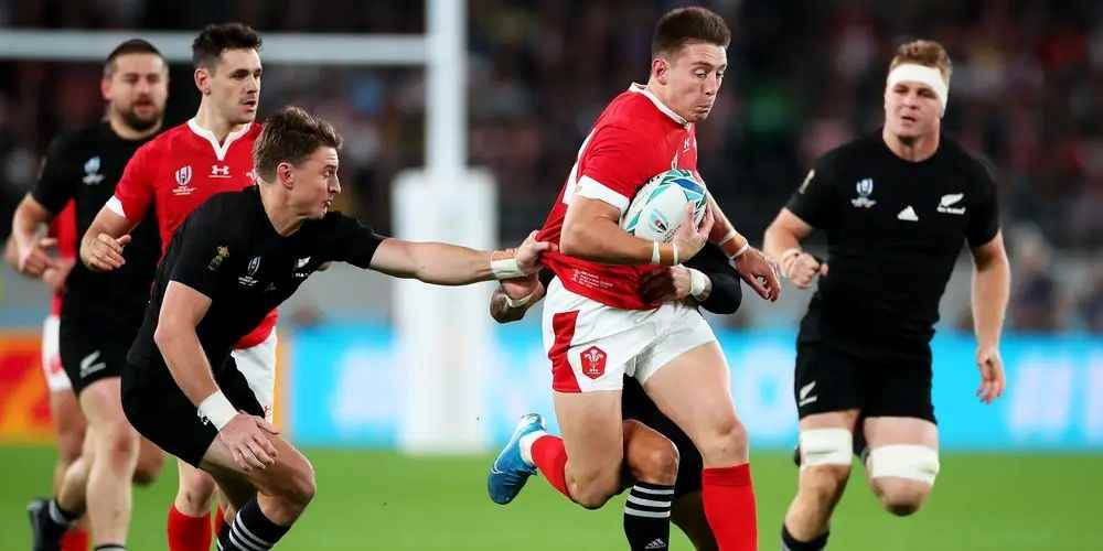 New Zealand Wales Rugby World Cup Others Sports DKODING