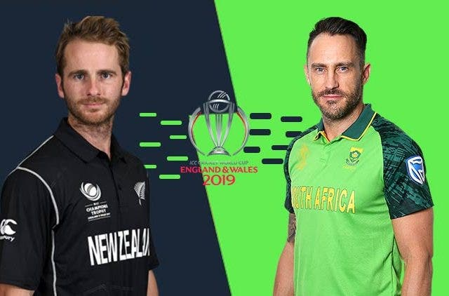 Newzealand-Vs-South-Africa-CWC19-Cricket-Sports-DKODING