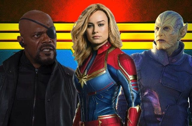 Nick Fury Captain Marvel 2 DKODING