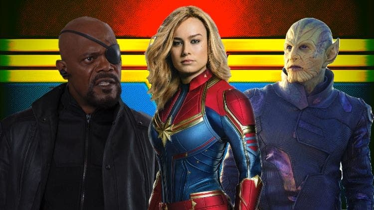 Nick Fury Joins Captain Marvel 2 Cast And Brings Along Spider-Man