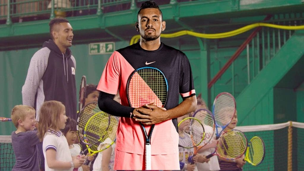 Fans Find Nick Kyrgios Unrecognizable After Personality Change