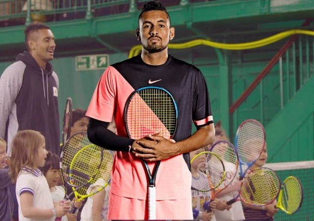 Nick Kyrgios Kind DKODING