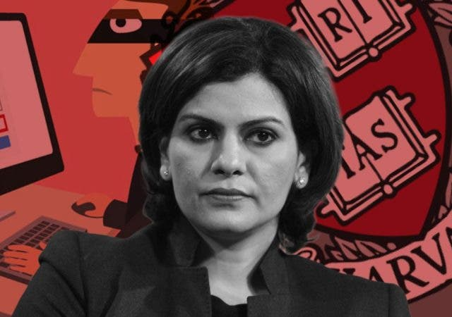 What Made Harvard Phishing Attack So Convincing For Award-Winning Indian Journo Nidhi Razdan