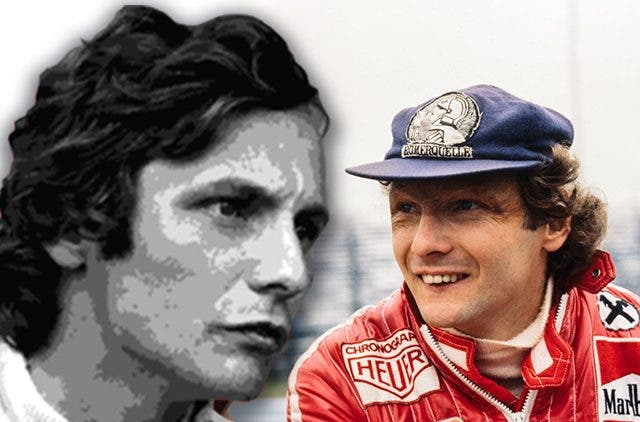 F1 Niki Lauda Comeback DKODING