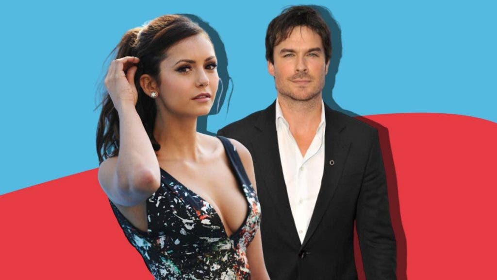 The Vampire Diaries Actress Nina Dobrev Won't Leave Damon Alone: Follows Ex-Bf Ian Somerhalder Footsteps