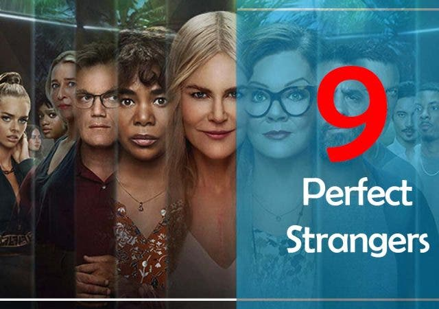 Nine Perfect Strangers better off without the show