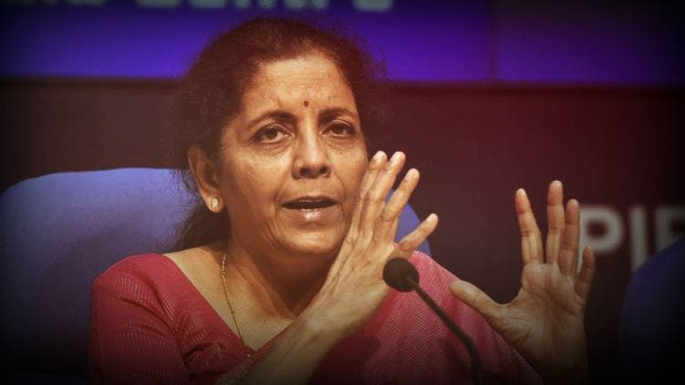 Meet Heads Of Public Sector Banks Nirmala Sitharaman Real Estate Sector Business DKODING