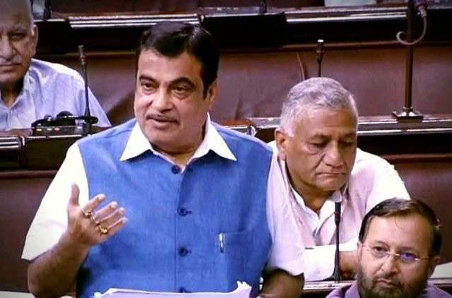 Nitin-Gadkari-Parliament-Passes-Motor-Vehicle-Amendment-Bill-India-Politics-DKODING