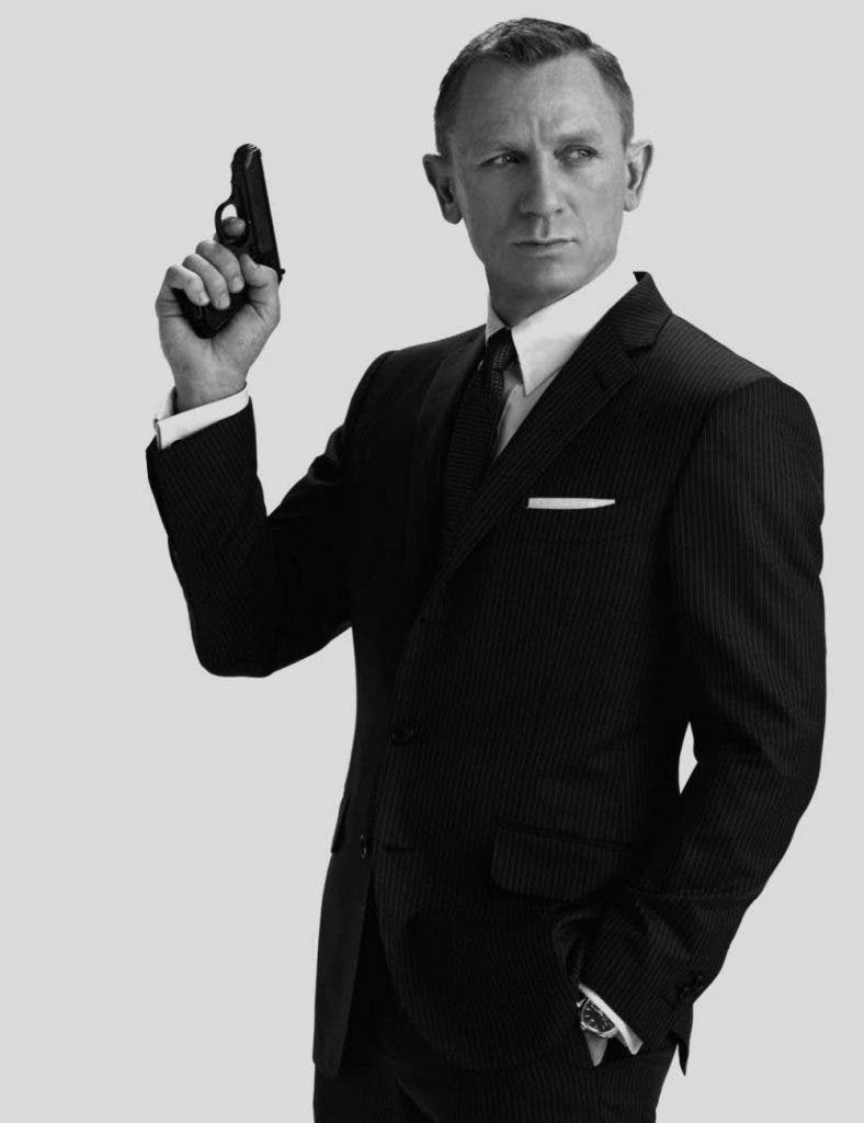 No Time To Die James Bond DKODING