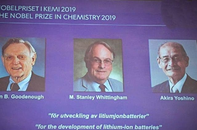 Nobel Prize in Chemistry More DKODING