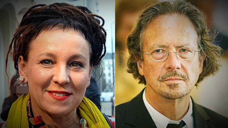 Nobel Prize In Literature Awarded to Olga Tokarczuk, Peter Handke More DKODING