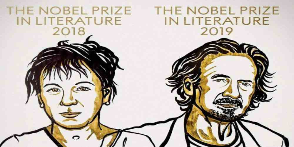 Nobel Prize in Literature Awarded To Olga Tokarczuk Peter Handke Global DKODING