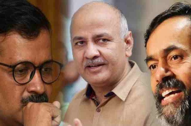 Non-Bailable-Warrants-Issued-Against-Kejriwal-Sisodia-In-Defamation-Case-India-Politics-DKODING