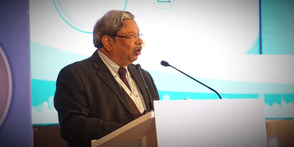 OP Aggarwal CEO of World Resources Institute India DKODING