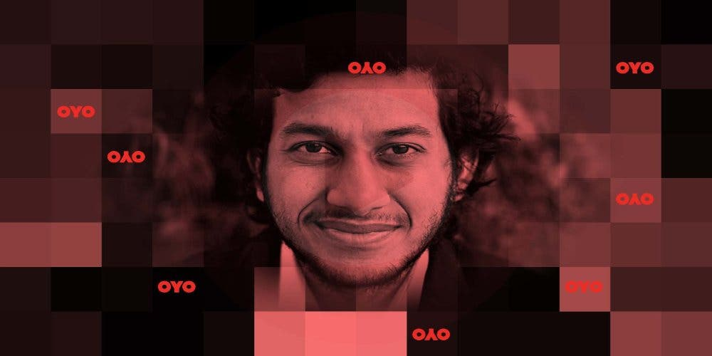 OYO Rooms Ritesh Agarwal Mark Zuckerberg